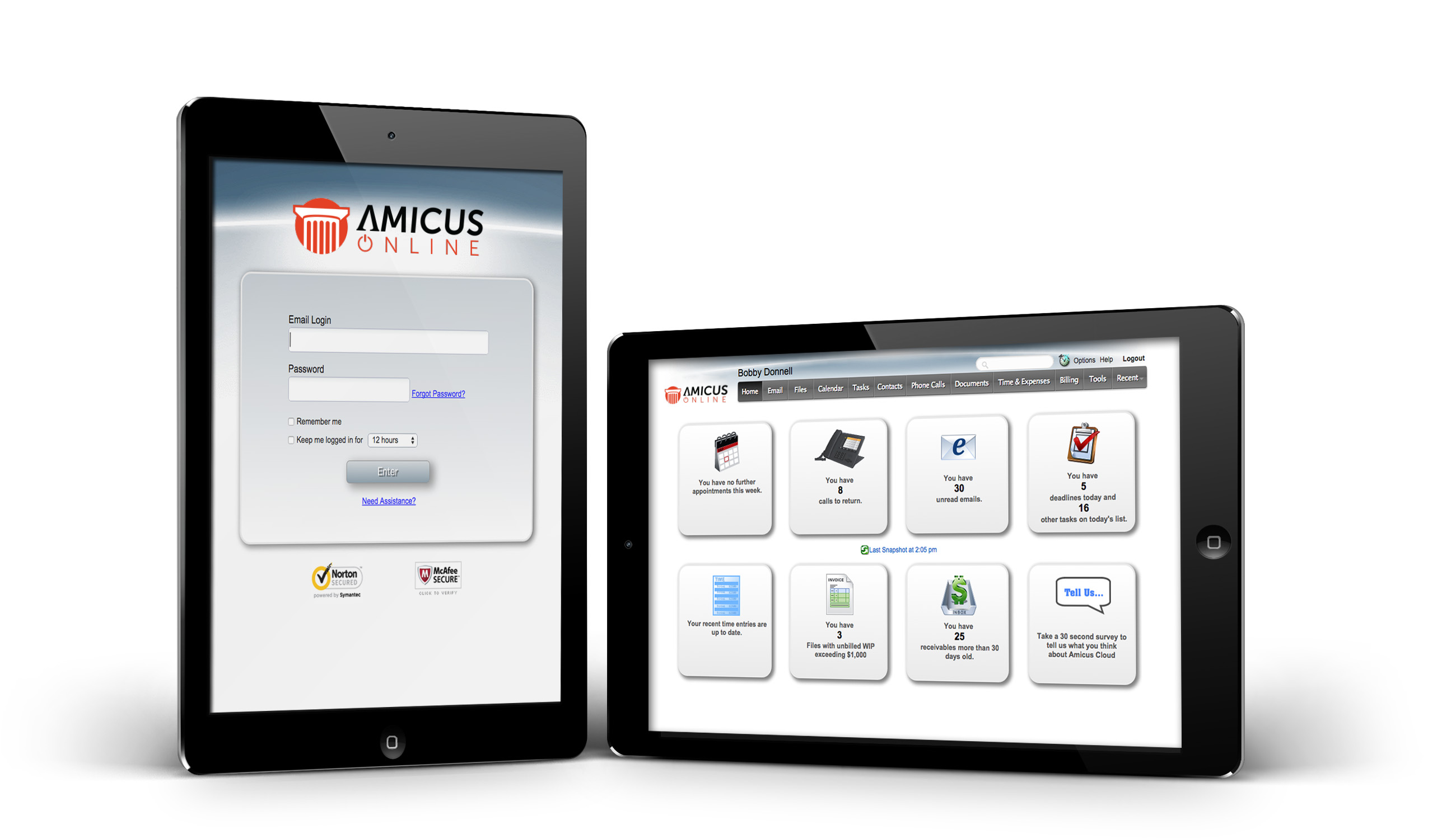 Amicus Attorney - Gavel & Gown Software Inc., a subsidiary of ...