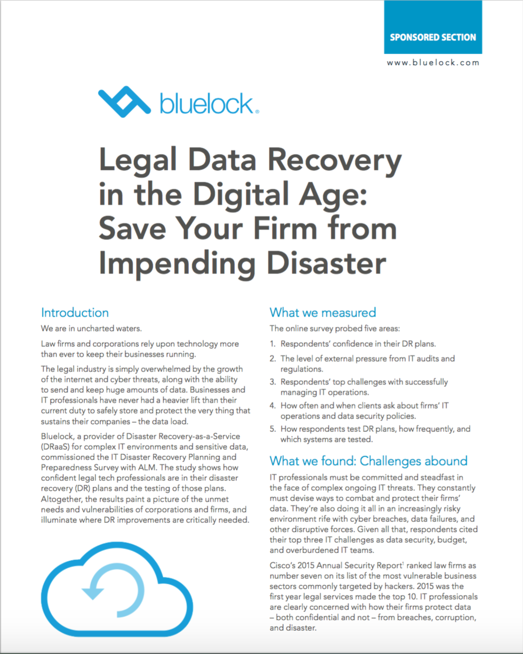 Legal Recovery in the Digital Age: Save...