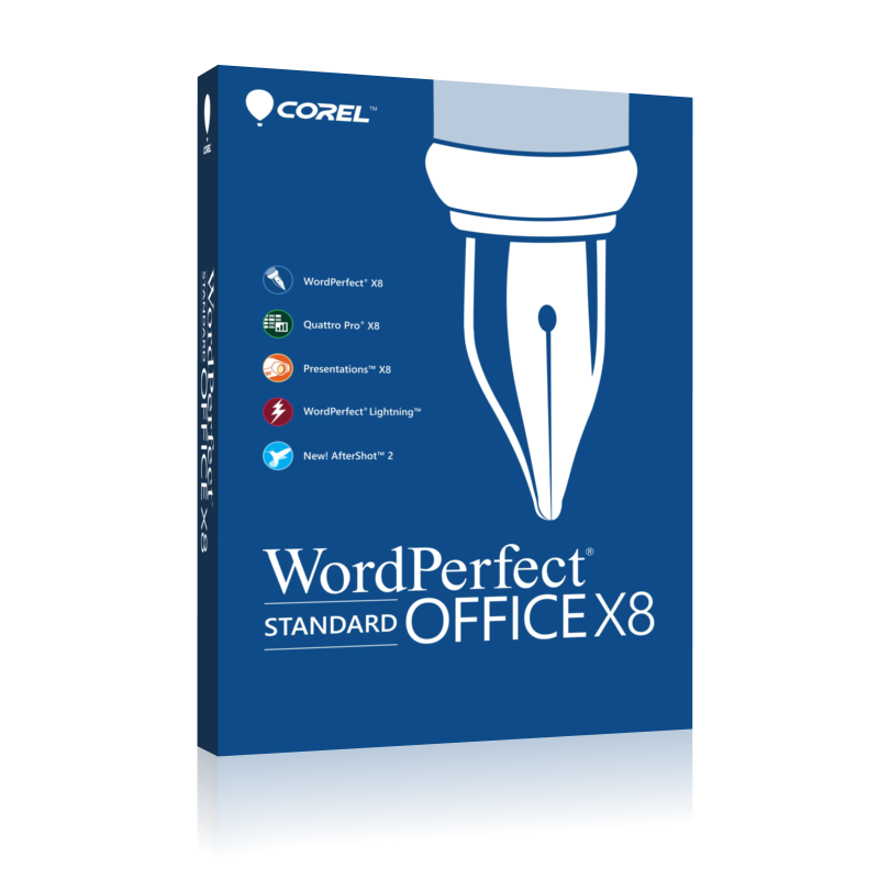 WordPerfect Office X8 Standard Edition -...