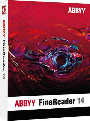 ABBYY FineReader 14 (Windows)