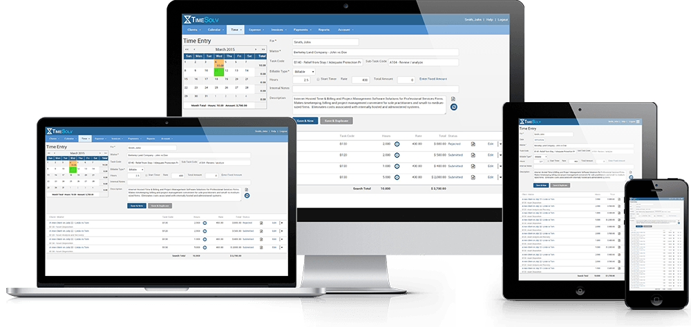 TimeSolv Legal Billing and Time Tracking...